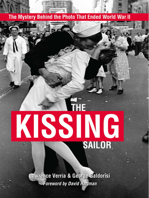 Cover of The Kissing Sailor