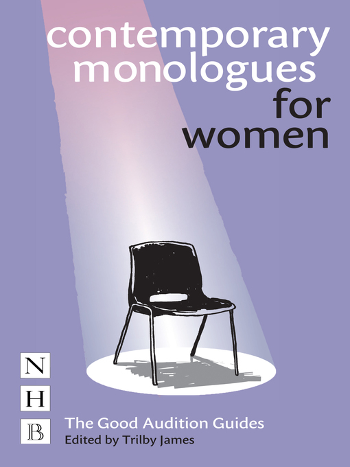 Title details for Contemporary Monologues for Women by Trilby James - Available