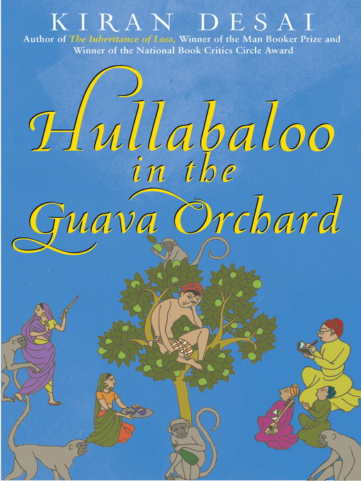 hullabaloo in the guava orchard pinky Hullabaloo in the guava orchard he is confused because, if he stays, life will be simple for him, but pinky is exciting and forbidden a sullen government worker, sampath is inspired only when in searc sampath chawla was born in a time of drought that ended with a vengeance the night of his birth.