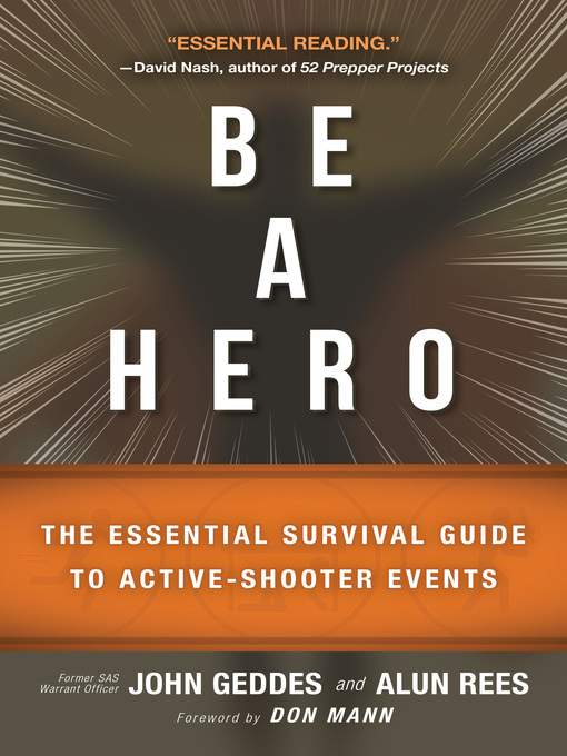 Title details for Be a Hero by John Geddes - Available