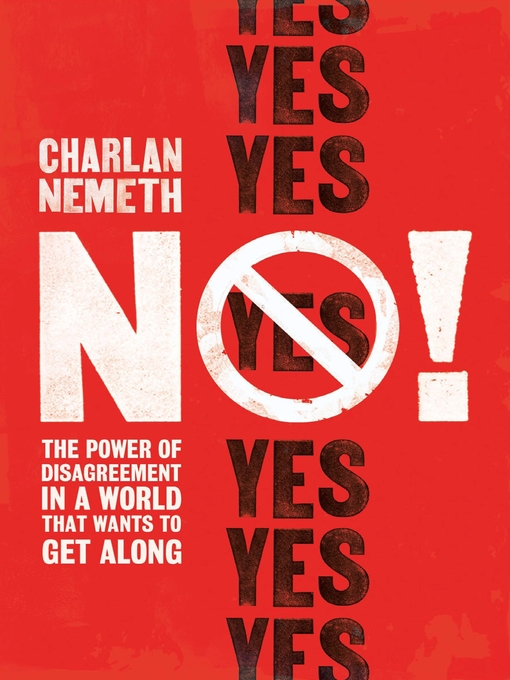 Title details for No! by Charlan Nemeth - Wait list