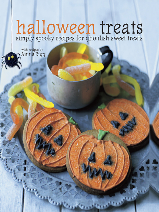 Title details for Halloween Treats by Annie Rigg - Wait list