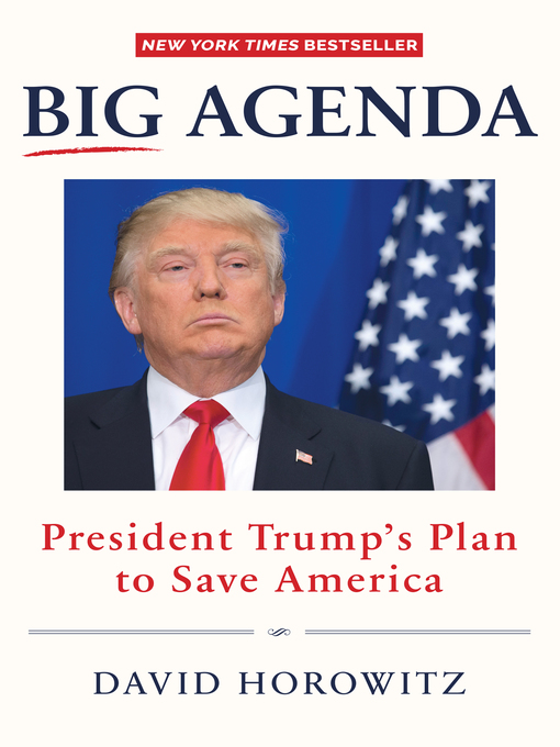 Title details for Big Agenda by David Horowitz - Wait list