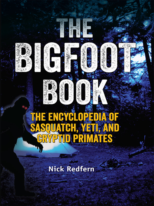 Title details for The Bigfoot Book by Nick Redfern - Available