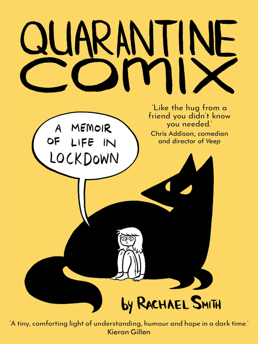 Title details for Quarantine Comix by Rachael Smith - Available