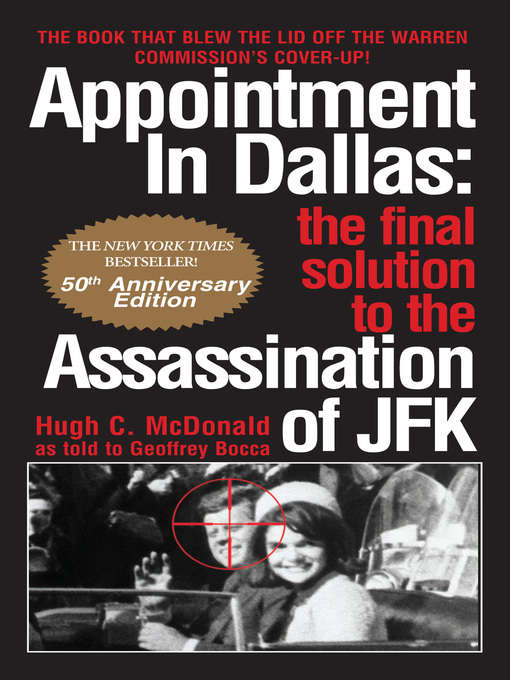 Title details for Appointment in Dallas by Hugh C. McDonald - Available