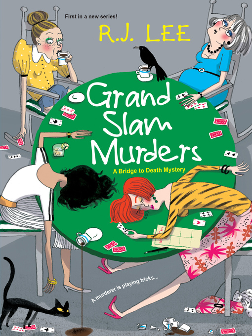 Title details for Grand Slam Murders by R.J. Lee - Available