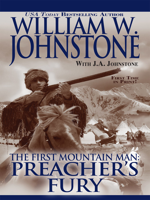 Title details for Preacher's Fury by William W. Johnstone - Available