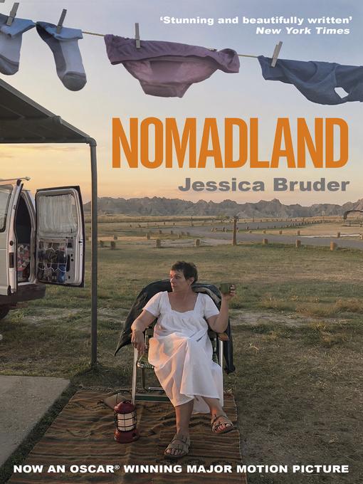 Title details for Nomadland by Jessica Bruder - Wait list