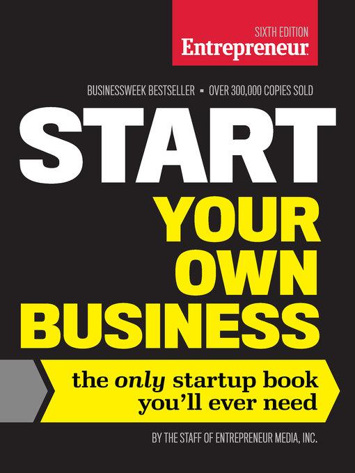 entrepreneurship starting your own business essay