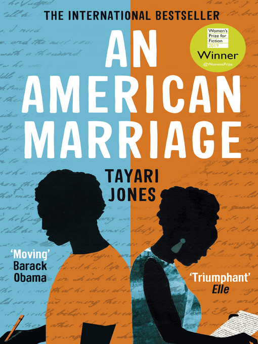 Title details for An American Marriage by Tayari Jones - Available