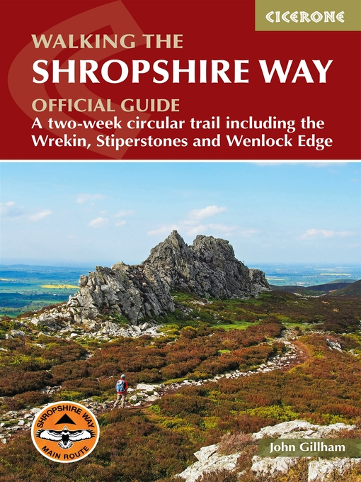 Title details for Walking the Shropshire Way by John Gillham - Available