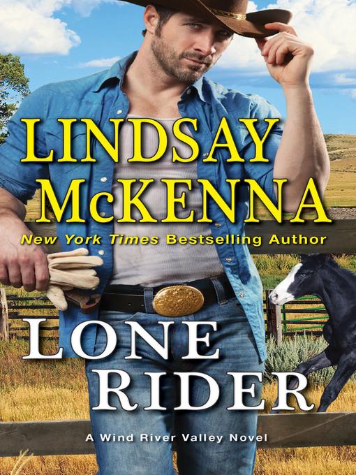 Title details for Lone Rider by Lindsay McKenna - Wait list