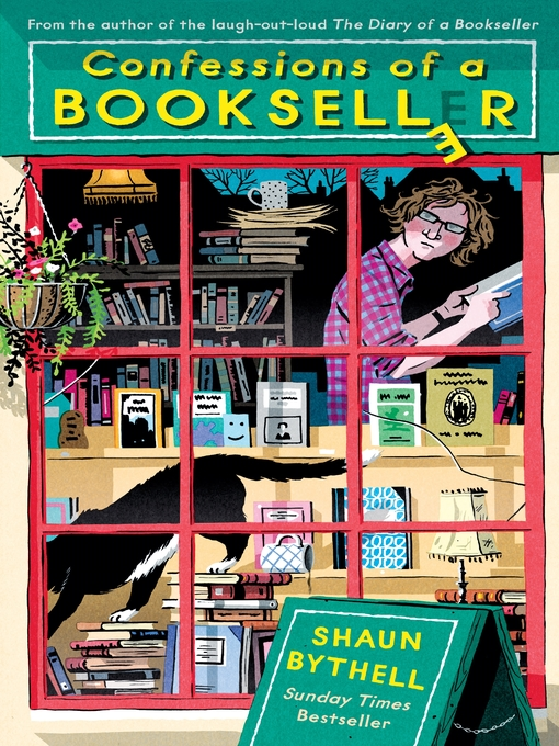 Title details for Confessions of a Bookseller by Shaun Bythell - Available