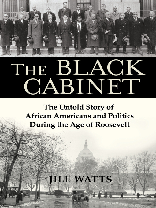 Title details for The Black Cabinet by Jill Watts - Wait list