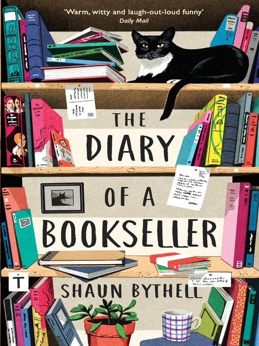 Title details for The Diary of a Bookseller by Shaun Bythell - Wait list