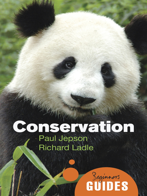 Conservation A Beginner's Guide