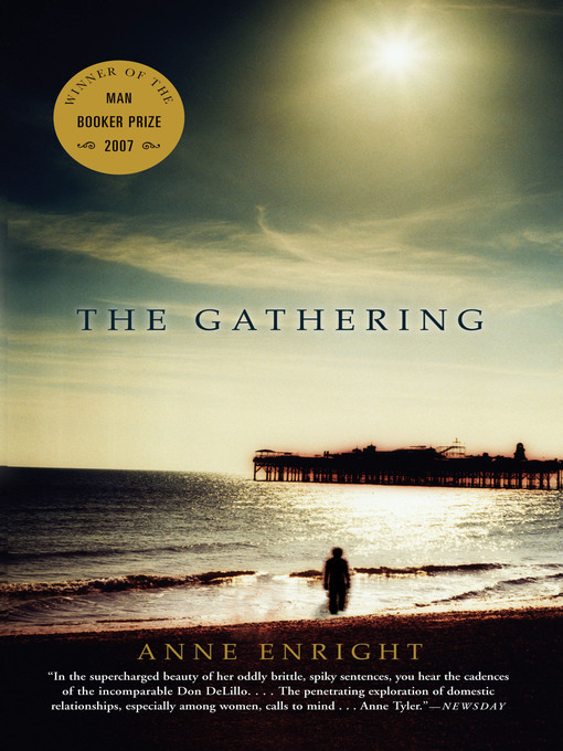 Title details for The Gathering by Anne Enright - Wait list