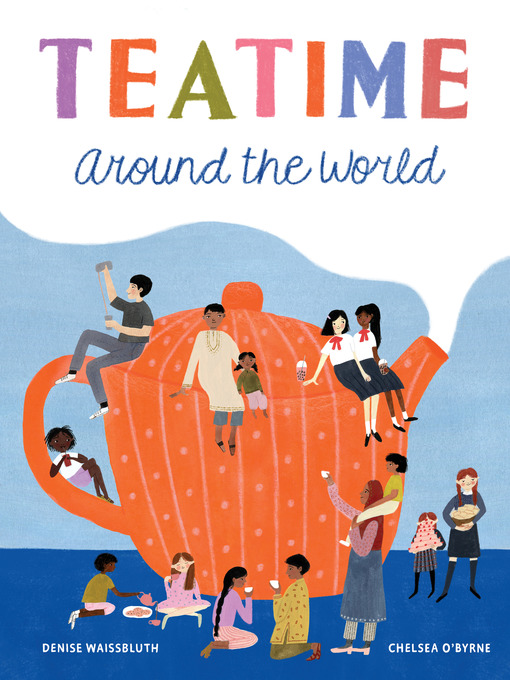 Cover of Teatime Around the World