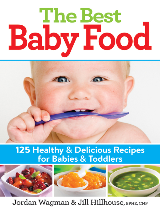 Cover of The Best Baby Food