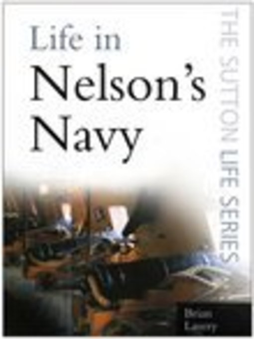Cover image for Life in Nelson's Navy