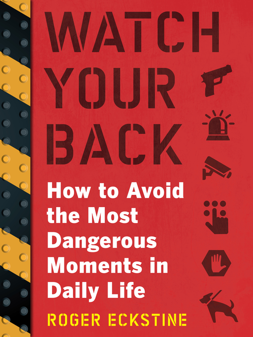 Title details for Watch Your Back by Roger Eckstine - Wait list