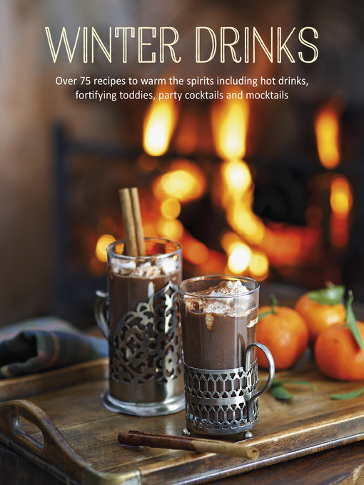 Book cover of Winter drinks