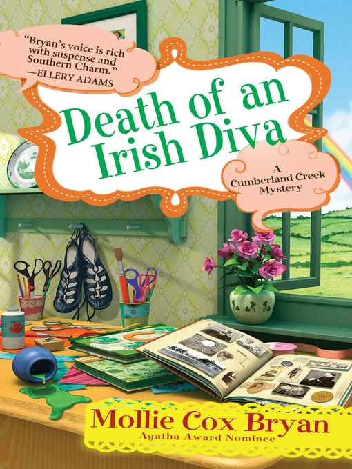 Title details for Death of an Irish Diva by Mollie Cox Bryan - Available