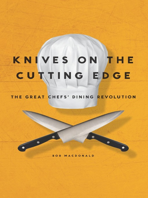 Cover of Knives on the Cutting Edge