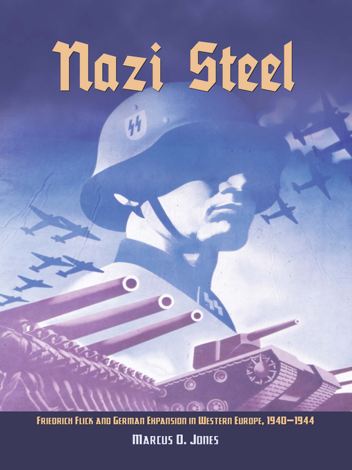 Cover of Nazi Steel
