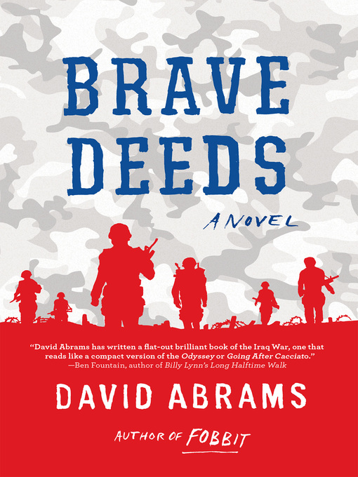 Title details for Brave Deeds by David Abrams - Available
