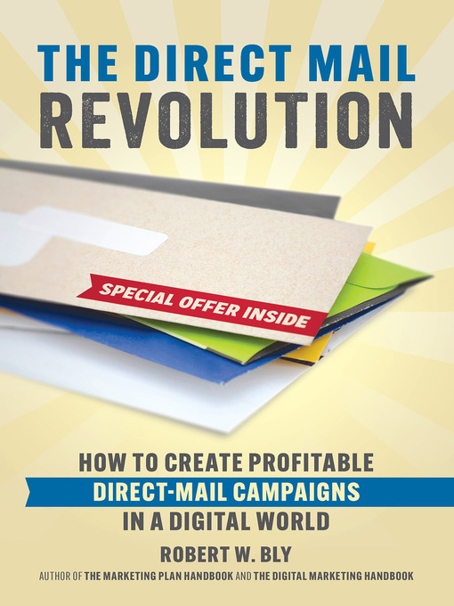 Title details for The Direct Mail Revolution by Robert W. Bly - Wait list