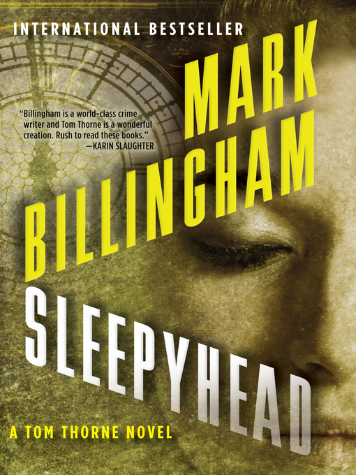 Title details for Sleepyhead by Mark Billingham - Wait list