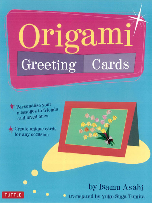 Title details for Origami Greeting Cards by Yuko - Available