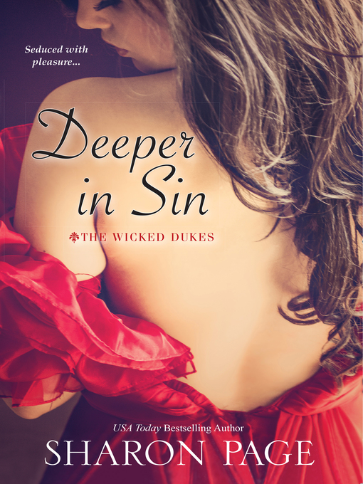 Title details for Deeper In Sin by Sharon Page - Wait list
