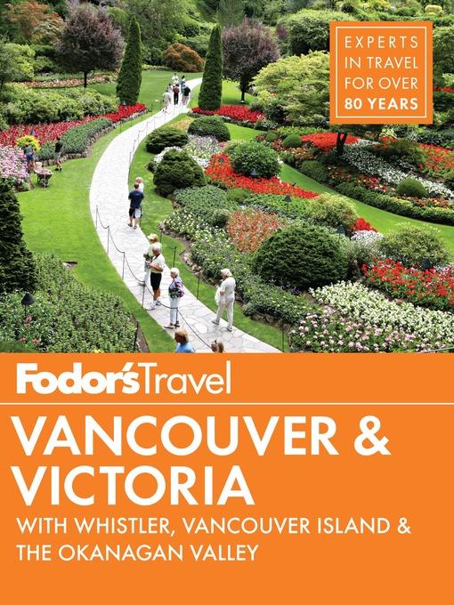 Fodor\'s Vancouver & Victoria - Public Library of Cincinnati and ...