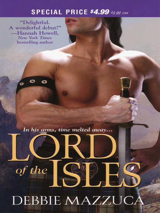 Title details for Lord of the Isles by Debbie Mazzuca - Available