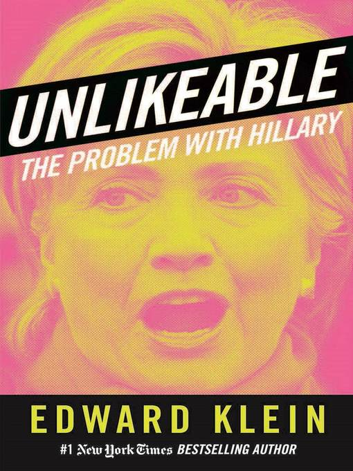 Title details for Unlikeable by Edward Klein - Available