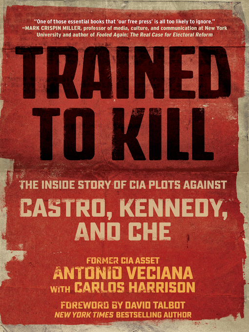 Cover of Trained to Kill