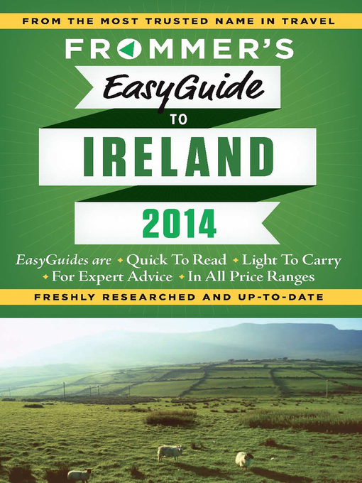 Title details for Frommer's EasyGuide to Ireland 2014 by Jack Jewers - Wait list
