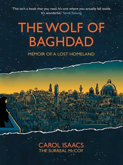 Cover of The Wolf of Baghdad