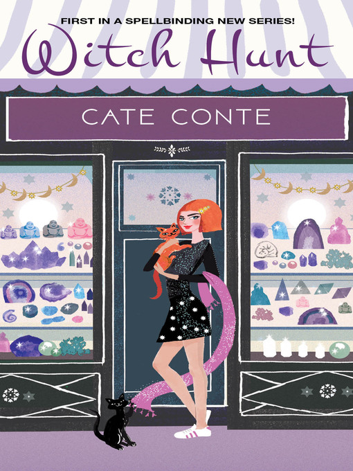 Title details for Witch Hunt by Cate Conte - Available
