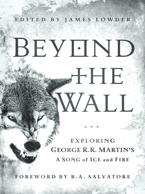 Title details for Beyond the Wall by James Lowder - Available