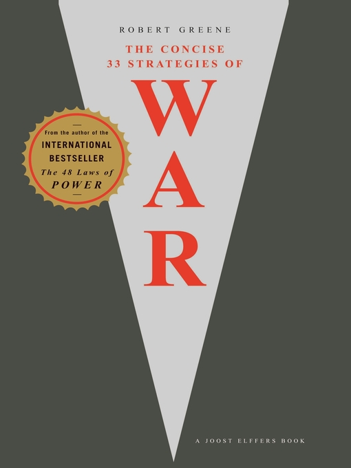 Title details for The 33 Strategies of War by Robert Greene - Available