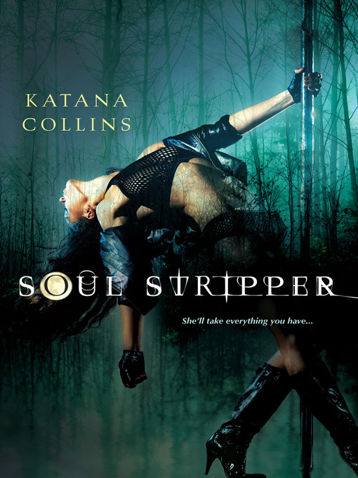 Cover of Soul Stripper