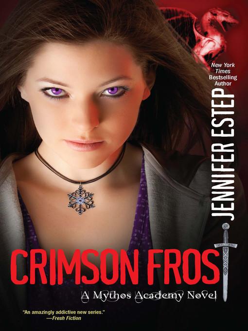 Title details for Crimson Frost by Jennifer Estep - Available