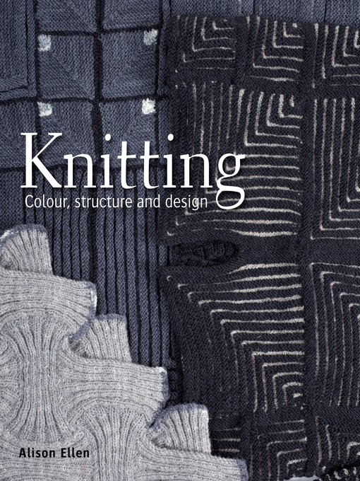 Title details for Knitting by Alison Ellen - Available