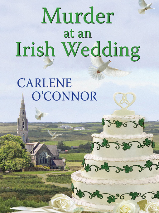 Cover of Murder at an Irish Wedding