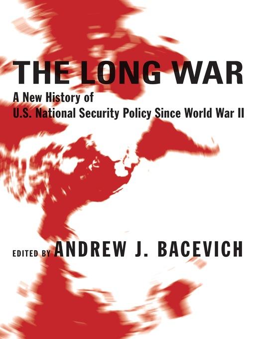 the long war essay