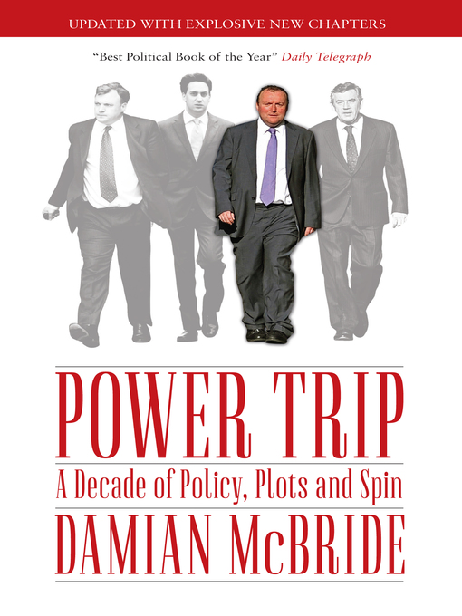 Title details for Power Trip by Damian McBride - Available